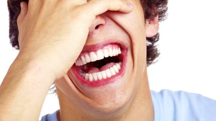 Libera tensión con la risa