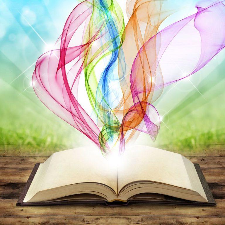 Tu vida, es un libro en blanco. TU lo escribes