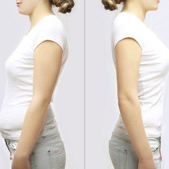 El equilibrio es el secreto de la postura correcta